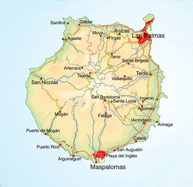 Gran Canaria kart
