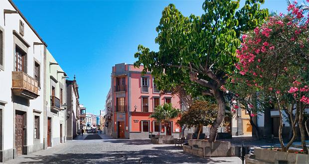 Las Palmas gamle bydel