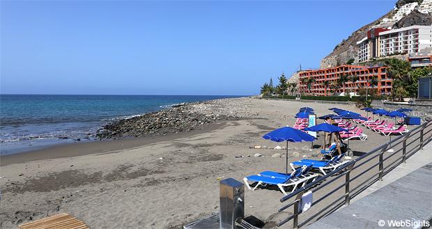 Playa del Cura strand