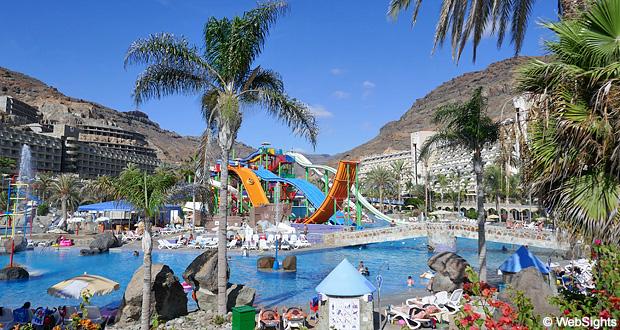 Playa Taurito vannpark