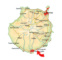 San Agustin kart